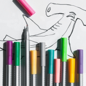 tubarão martelo arte 1